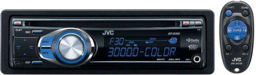 jvc kd r300 cd receiver with front aux mos fet 50w x 4 20w rms x 4 rh salestores com JVC KD R200 Faceplate JVC KD R330 Wiring-Diagram