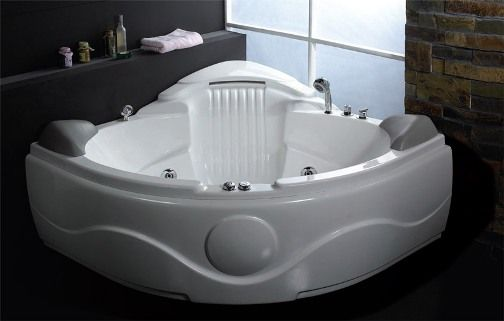 Bathtub With Jets And Heater Home Decor