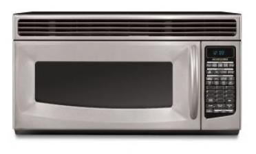 Kitchenaid Khms155lss Over The Range Microwave 1 5 Cu Ft Oven With 000 Cooking