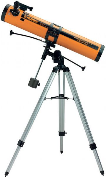 konus 1784 newtonian telescope with r a motor. Black Bedroom Furniture Sets. Home Design Ideas