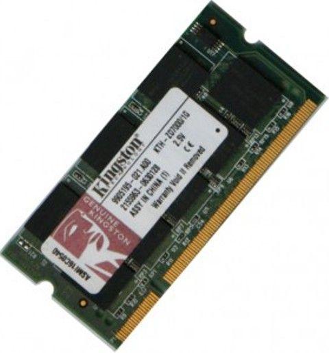 Kingston KTH ZD7000 1G DDR Sdram Memory Module 1 GB Memory Size