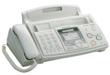 panasonic fax and answering machine