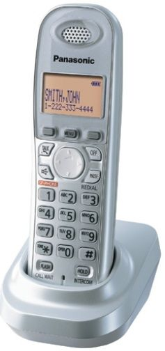 how to change frequency on panasonic cordless phone
