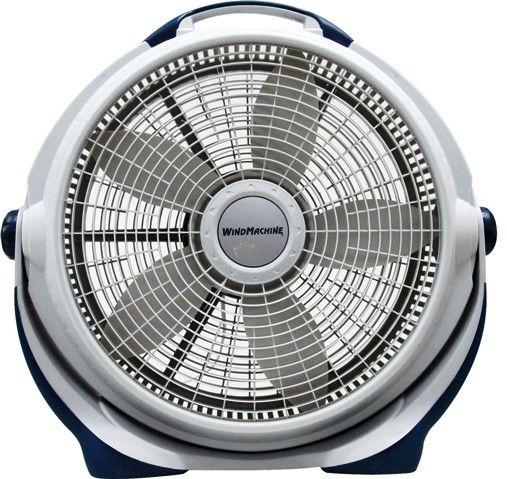 Lasko 20 Wind Machine Fan : Lasko wind machine inch directional air power