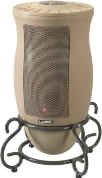 Lasko 6410 Designer Series Oscillating Ceramic Heater