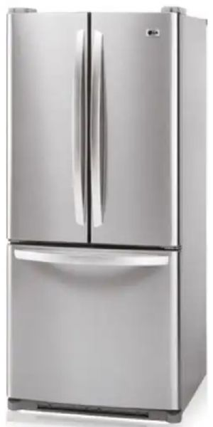LG LFC20760ST 3 Door French Door Refrigerator, 30u201d Width, Sophisticated  Design, Inside And Out, ENERGY STAR Rated, Ice Plus Accelerated Freezing  Function, ...