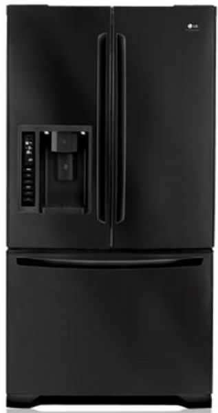 Lg Lfx25971sb French Door Refrigerator 24 7 Cu Ft Total