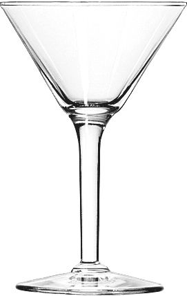 Libbey 8454 Citation Martini Cocktail Glass, 4.5 Oz., One Dozen; Capacity (Metric): 133 ml; Capacity (Imperial): 4.75 oz. (LIBBEY8454 LIBBY G491)