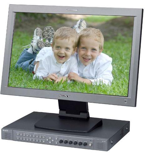 Antara jenis monitor komputer adalah: 1. LCD (Liquid Crystal Display)