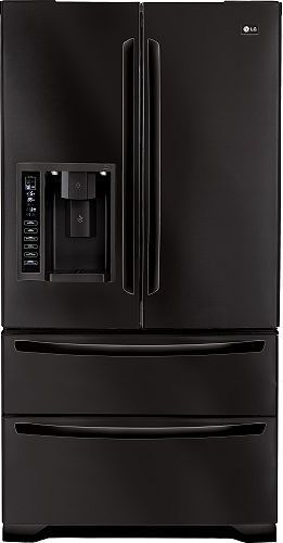 Lg Lmx25981sb Four Door French Door Refrigerator With Ice And Water
