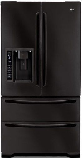 Lg Lmx25984sb 4 Door French Door Refrigerator With Ice And Water