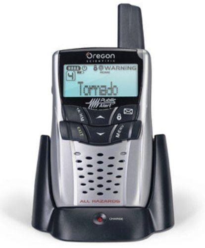 oregon scientific lnb0112341413002 model wr108 portable public alert rh salestores com NOAA Codes Programming Oregon Scientific Oregon Scientific NOAA Weather Radio