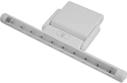 Exceptional Rite Lite LPL696W Wireless LED Under Cabinet Battery Powered / Operated  Fixture With Ultra Slim Design