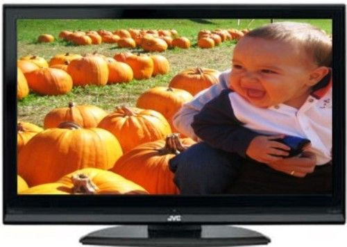 JVC LT-32EX18 Multisystem 32-Inch HD Ready LCD TV, Resolution 1366x768 WXGA, Input Output (Side) HDMI, HDTV Ready HD 1080i,720p 50/60Hz, Cinema Turbo / PC input (VGA), Smart (AI) Volume / On - Off Timer, Super Multi-21 Reception System, Contrast Ratio 1200:1, Brightness 500 cd/m2 (LT32EX18 LT 32EX18)