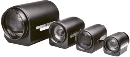 Bosch Ltc3293 40 Zoom Lens Motorized Zoom Auto Iris Lenses For 1 3 Inch And 1 2 Inch Formats