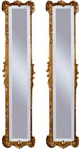 panel mirror picture frames