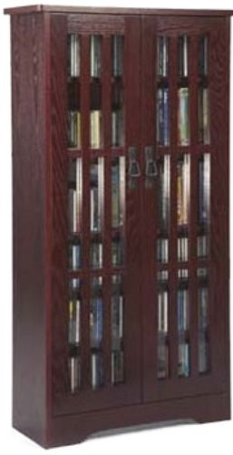 Science Storage Cabinet with Glass Doors by Diversified Woodcrafts
