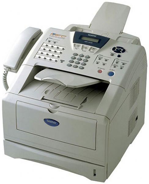 Brother mfc 8220 laser multi function center prints for Brother hl l2380dw document feeder