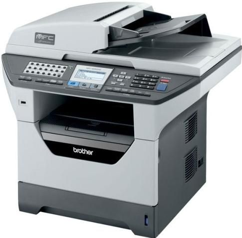 Brother Mfc 8480dn Multifunction Laser Printer With Duplex