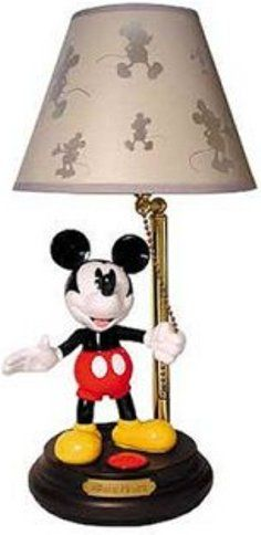Mickey light shade