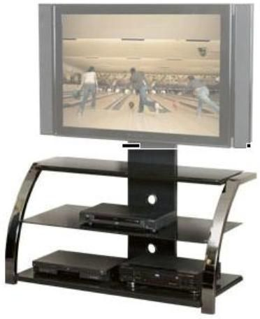 Sonax Ml 1454 Flat Panel Tv Stand With Mount 3 In 1 Design 32