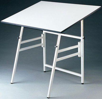 Alvin Model Xii 3 Xb Professional Drafting Table Warp