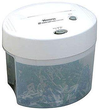 Memorex paper shredder