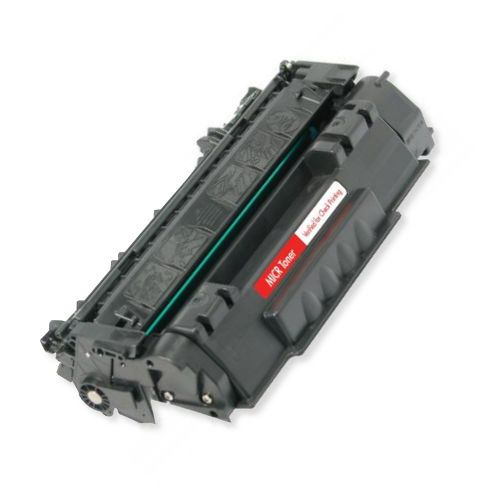 MSE Model MSE02211115 Remanufactured MICR Black Toner Cartridge To Replace HP Q5949A M, 02-81036-001; Yields 2500 Prints at 5 Percent Coverage; UPC 683014037578 (MSE MSE02211115 MSE 02211115 MSE-02211115 Q-5949A M Q 5949A M 0281036001 02 81036 001)