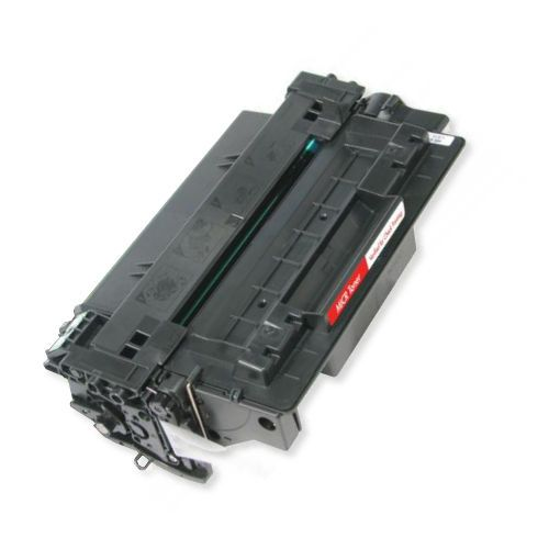 MSE Model MSE02212617 Remanufactured High-Yield MICR Black Toner Cartridge To Replace HP Q6511X M, 02-81134-001; Yields 12000 Prints at 5 Percent Coverage; UPC 683014037967 (MSE MSE02212617 MSE 02212617 MSE-02212617 Q-6511X M Q 6511X M 0281134001 02 81134 001)