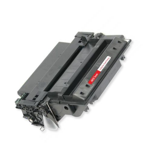 MSE Model MSE02213517 Remanufactured High-Yield MICR Black Toner Cartridge To Replace HP Q7551X M, 02-81200-001; Yields 13000 Prints at 5 Percent Coverage; UPC 683014203225 (MSE MSE02213517 MSE 02213517 MSE-02213517 Q-7551X M Q 7551X M 0281300001 02 81200 001)
