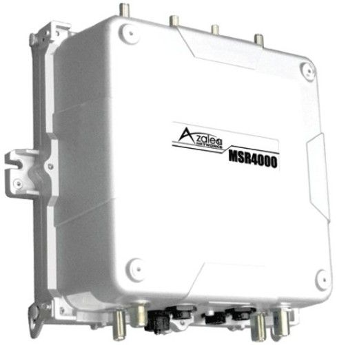 Azalea MSR4000 High Performance Outdoor Wireless Network