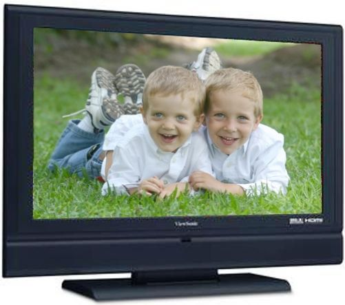 ViewSonic N3760w 37-Inch Nextvision Widescreen LCD TV with