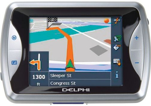 delphi na20097 nav200 continetal us edition portable gps navigation rh salestores com Handheld GPS Product GPS Map Driving Directions