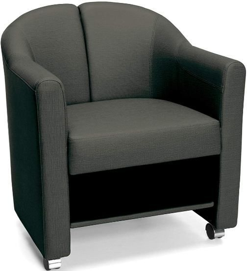 OFM 880-MDN Mobile Club Chair, 24