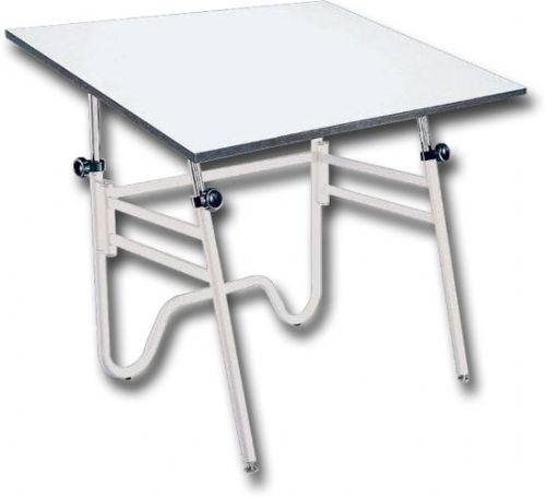 Alvin Op48 4 Opal Drafting Table With A 48 Quot W X 36 Quot D Top