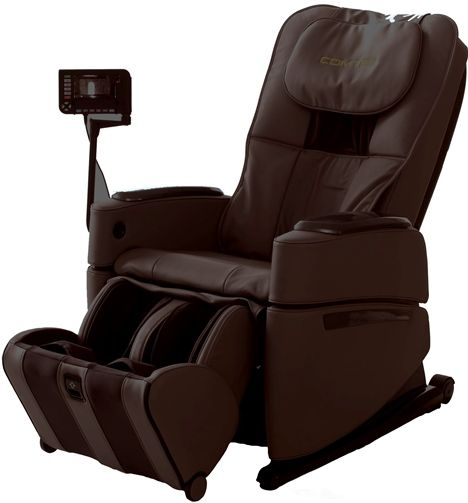 Osaki OS 3D PRO INTELLIGENT B Zero Gravity Massage Chair, Brown, 43 Airbags,  Hide Away ARMS U0026 FEET System, 6 Unique Massage Styles, Super 3D Pro  Massage, ...