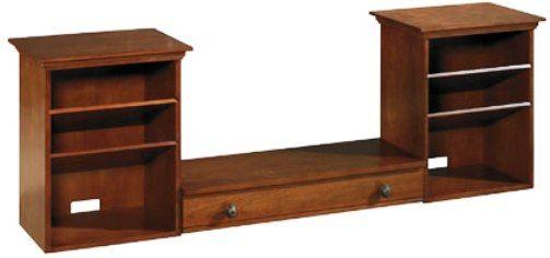 O Sullivan 11712 Desktop Hutch Hudson Valley Collection