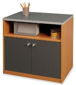 O 39 Sullivan 11864 Norwegian Alder Venetian Slat Storage Office Horizon Collection Storage