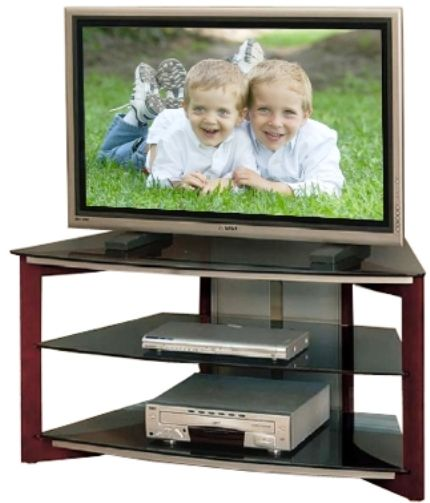 O Sullivan 21990 Plasma Tv Stand Entertaiment Center Blank S Rpt Cod Collection Finished In Cherry