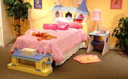 O Sullivan 37660 My Dream Castle Bedroom Set 37660