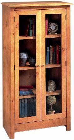 O 39 Sullivan 40108 Two Door Bookcase French Garden Collection 40108 Osu40108 Osu 40108 Osu