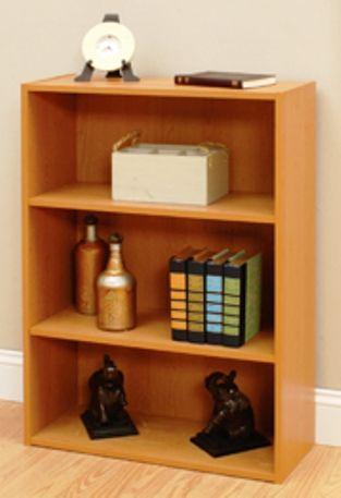 O Sullivan 41436 Three Shelf Bookcase Soho Collection Osu41436 Osu Osullivan