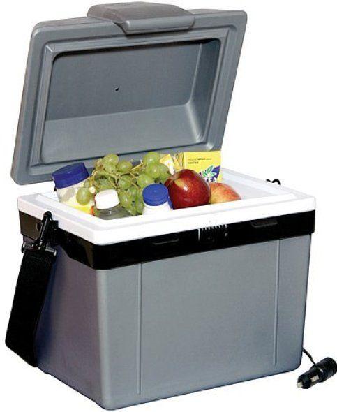 Plug In Cooler : Koolatron p traveler iii quart electric cooler warmer
