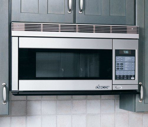 Dacor Pcor30b Preference Series 30 Inch Over The Range Convection Microwave Hood Black