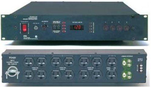 ETA PD420VS Power Distributor, Four 20 amp circuits, 9600 watts ...