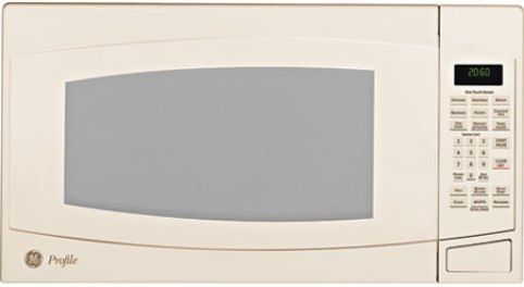 Countertop Microwave In Bisque Color : PEM31DMCC Profile Spacemaker II 1.0 cu. ft. Countertop Microwave ...