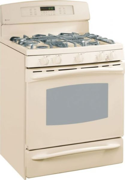 Ge General Electric Pgb916demcc Gas Range With 5 Sealed