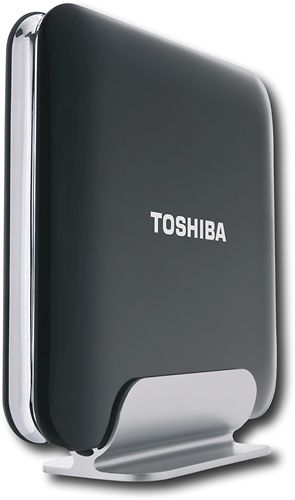 how to put password on toshiba external hard drive