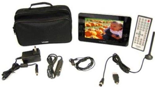 viore plc7v96bundle portable 7 u201d lcd television with accessory bundle rh salestores com