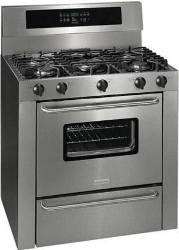 Ge Slide In Gas Range With Griddle 36 Inch Cooktop Stove